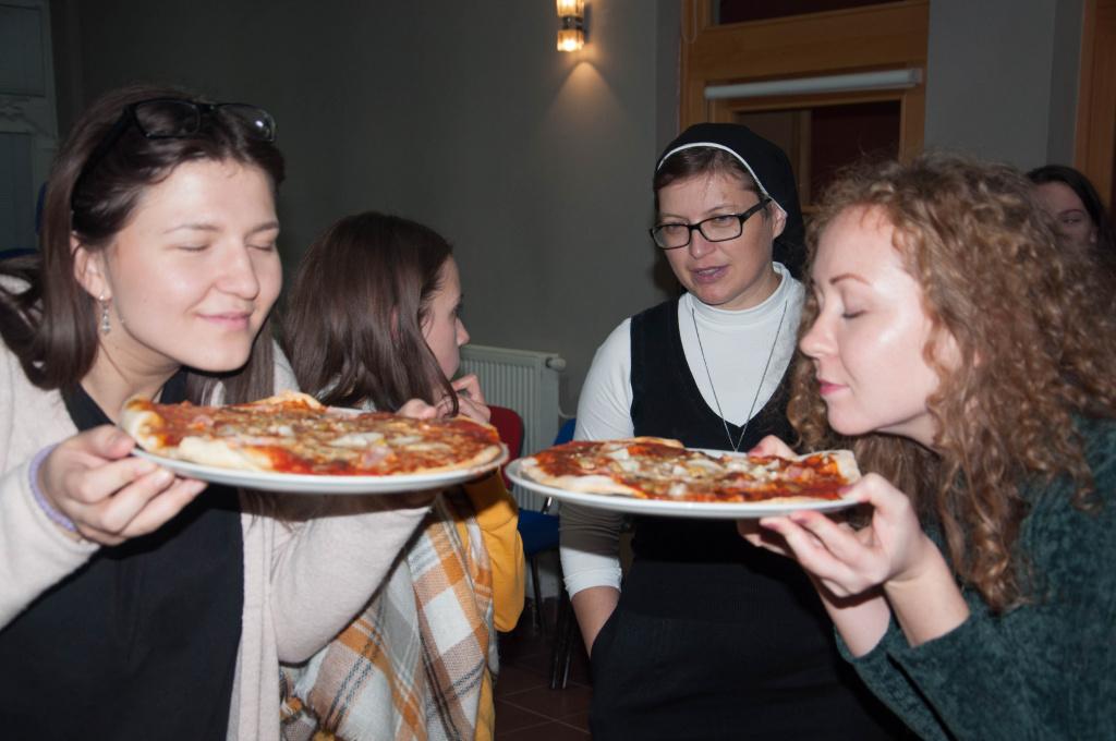 Galeria10 - Mikuláš, Palermo, Pizza párty