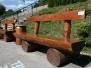 Nové lavice 2013