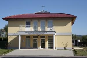 Budova UPC